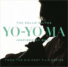 Inspired by Bach: The Cello Suites - Livros na Amazon Brasil- 0886975612826