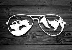 A personal favorite from my Etsy shop https://www.etsy.com/listing/604413289/aviator-vinyl-decal-for-jeeps-car-decal