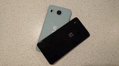 OnePlus X vs Nexus 5X