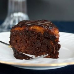 Sacher torte: Apricot, Almond and Chocolate Cake {Gluten/Dairy free}