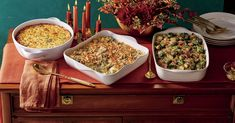 We love a good broccoli casserole and this recipe is amazing to have on hand. Corn Pudding Casserole, Broccoli Cheese Casserole, Vegetable Casserole, Sweet Potato Casserole, Broccoli And Cheese, Vegetable Dishes, Casserole Dishes, Casserole Recipes, Vegetable Recipes