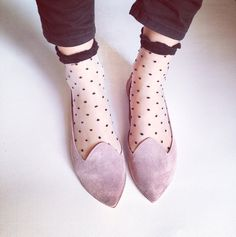 Loafers Shoes Pointy Old Pink Leather Handmade Slip by elehandmade