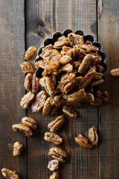 Sweet and Spicy Pecans are the perfect snack!  The combination of brown sugar and cayenne pepper make these little pecans a crowdpleaser! Another pecan recipe??  Seriously?  I know. I thought the same thing.  But it would be a tragedy if I didn't share this recipe with you.  C'non.  You're down for some sweet and spicy...Read More