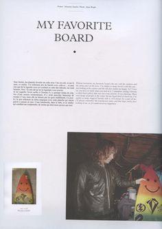 Desillusion - French Magazine - Ozzie Wright - Surf Team - June12