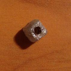 NATURAL DIAMOND PENDANT 1ct ANCIENT INDIA GOLCONDA KOLLUR DIAMOND ( SEE VIDEO )