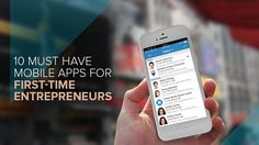 There are many tools that can make things easy for startups. Expensify, Zoom, Wave, Insightly, YouMail and Sellingly are just some of the many such apps.