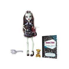 Boneca Monster High Clássicas Frankie Stein Clássica Mattel - R$ 89,90 no MercadoLivre