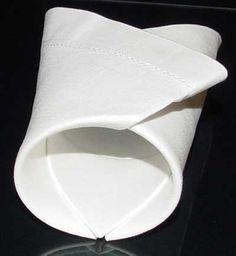 Napkin Fold #8