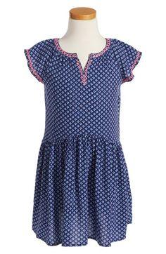 Tucker + Tate Print Dress (Toddler Girls, Little Girls & Big Girls) available at #Nordstrom