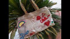 """""""ON THE BEACH"""" WITH MY BAGS Summer bags for beachwear or relax time after swimming wear, bags and belts... all handmade from Sicily...luxury craft LE TRAME DI ROSSELLA.... Sicilian clothes and accessory for a romantic and chic woman..... """"Antichi Intrecci....Antica arte dell'uncinetto di una Sicilia d'altri tempi """" ......tempi in cui la donna siciliana rendeva elegante e raffinato in suo guardaroba con delicate trame e magici intrecci........ Un'antica arte che si fonde adesso in originali…"""