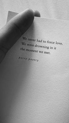 Soulmate And Love Quotes: Soulmate And Love Quotes: follow Perry Poetry on instagram for daily poetry. #po