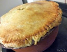 Meat And Potato Pasty Recipe. Upper Michigan Meat And Potato Pasties KitchMe. A Traditional Yooper Pasty Recipe Filled With Meat . Quick Potato Recipes, Potatoe Dinner Recipes, Pie Recipes, Amish Recipes, Easy Recipes, Recipies, Savory Pastry, Savoury Cake, Savoury Tarts