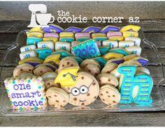 Smart cookie assortment.