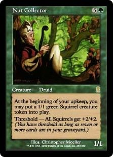 4 Might of Oaks ~ Lightly Played Magic 2010 4x x4 Playset MTG Magic Green Card U