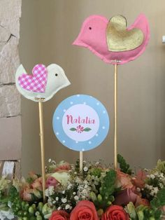 Beautiful Vintage Natalia's Baptism | CatchMyParty.com