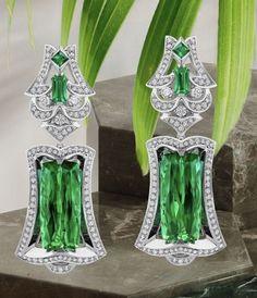 Lotus Jewelry, Purple Jewelry, Emerald Jewelry, I Love Jewelry, Art Deco Jewelry, Gemstone Jewelry, Fine Jewelry, Antique Jewelry, Vintage Jewelry