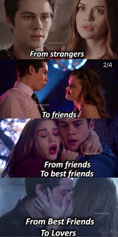 Strangers to friends. From friends to best friends. From best friends to friends - series. Teen Wolf Stiles, Teen Wolf Stydia, Stiles And Lydia, Teen Wolf Boys, Teen Wolf Dylan, Teen Tv, Teen Wolf Cast, Teen Wolf Quotes, Teen Wolf Funny