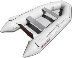 Saturn 11 ft Inflatable Boat Dinghy Raft Tender ** Find similar products by clicking the VISIT button