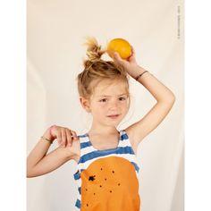BOBO CHOSES T-shirt Orange - Lilla Mode