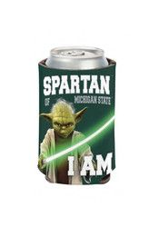 Michigan State Spartans Yoda Koozie