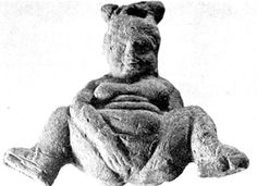Figurine Baubo (vers 323-230 av. J.C.)