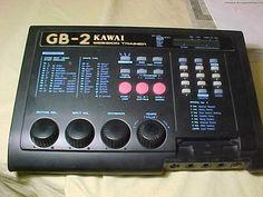 Kawai GB-2 Session Trainer mixer