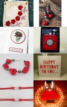 Reds Rule by sewmoira @IHeartScotland by Moira Lawrance on Etsy--Pinned with TreasuryPin.com