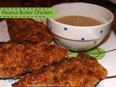 FoodThoughtsOfaChefWannabe: Peanut Butter Chicken