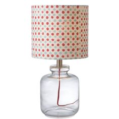 Set of 2 CBK Polka-dot Accent Lamps 60W Max