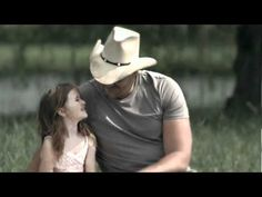 TRACE ADKINS - Just Fishin'. This video is so sweet. Makes me miss, miss, miss my Dad.
