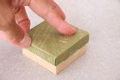 折り紙3枚で簡単☆仕切り&ふた付き箱の作り方 | conote