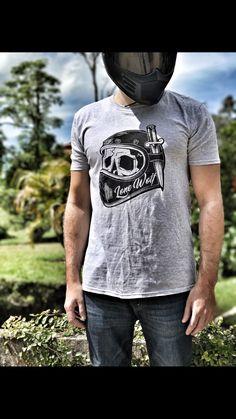 Camiseta Lone Wolf Motorcycle Co. Colombia - Tienda Online: www.lonewolfmotorcycle.co | Whatsapp: +573146159148      #lone #wolf #motorcycle #colombia #medellin #tshirt #camiseta #brand #motowear #custom #lifestyle #moto #wear #bogota #cali #ropa  #motocicleta #apparel #wear #custom  #motero  #culture #chopper #bobber #harley #davidson #royal #enfield #cafe #racer #royalenfield #caferacer