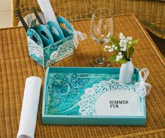Mod Podge® Summertime Entertaining From Michael's