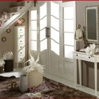 chic more amelie entrada home arredare ingresso furnishing shabby chic ...