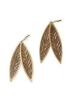 Crocus Earrings.