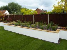 Garden Walls And Retaining Walls Garden Design Cheltenham