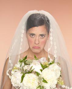 Brides: 15 Signs You're An Anti-Bride