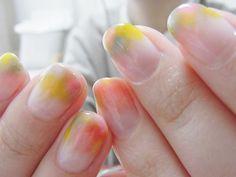 COMMON Tie-dye-nail