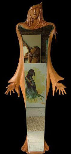ARTEMIS - design mirror-relief by ayhantomak.deviantart.com