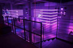 neon architecture dark - Buscar con Google