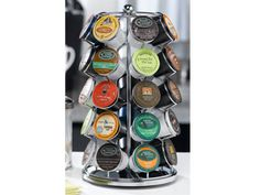 Cayne's The Super Houseware Store :: Housewares :: Keurig Accessories :: CAROUSEL K-CUP HOLDS 35 K-CUPS