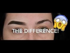 ARCHED TO STRAIGHT | EASY FULL STRAIGHT BROW TUTORIAL - YouTube