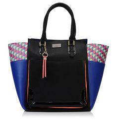 Cabas Melissa Geometric Paul's Boutique, London, Fashion, Bag, Moda, Fashion Styles, Fashion Illustrations, London England