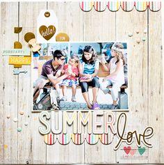 SUMMER LOVE by Tachita55