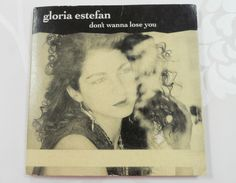 Gloria Estefan Don t Wanna Lose You 1989 3 Track Three Inch Mini CD Gatefold