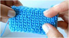 Learn To Crochet Jersey Granite Stitch