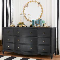 MIRROR The Emily + Meritt Lilac 9-Drawer Dresser | PBteen