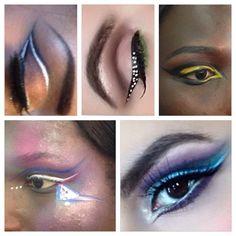 Makeup by Louise Croce @ trendsbylouise.blogspot.ca Halloween Face Makeup, Artist, Earrings, Jewelry, Ear Rings, Stud Earrings, Jewlery, Bijoux, Artists