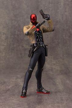Batman ArtFX+ 1/10 Scale Figure - Red Hood New 52 (Jason Todd) @Archonia_US