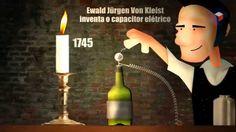 A História da eletricidade - Curso NR10 Engehall